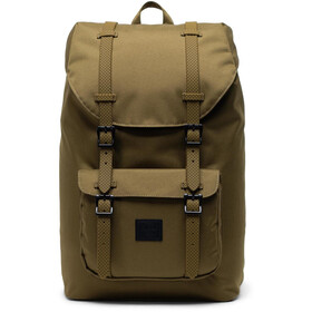 Herschel Little America Mid-Volume Backpack 17L khaki green